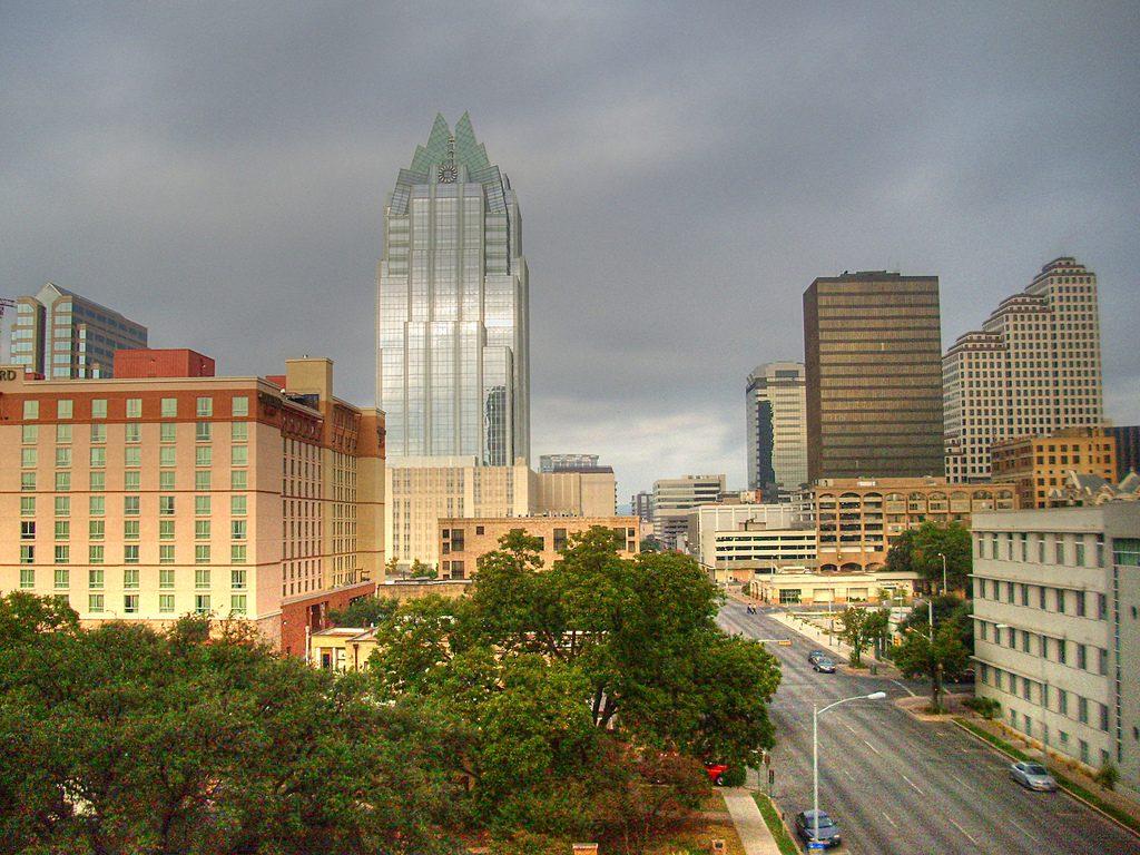 Les lieux romantiques d'Austin au Texas