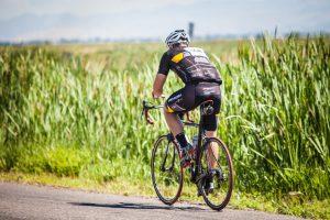 Un passe-temps sportif, le cyclisme