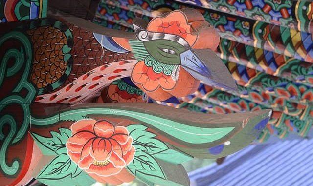 tenture murale indienne